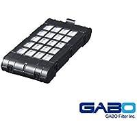 Gabo Filters D-SY01B for SANYO Part POA-FIL080 for PLC-XM1000C XM1500C XM100 XM100CL XM150 XM5500L XM150L