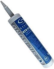 Food Grade NSF FDA RTV Silicone Sealant Adhesive Clear 10.3oz (1)