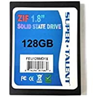 Super Talent DuraDrive ZT4 128GB 1.8 inch IDE Solid State Drive (MLC), FEU128MD1X
