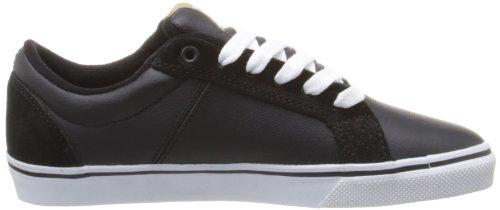 Fallen, Sneaker uomo Black /Khaki One Size