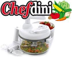 Chef Dini Deluxe Chop Blend