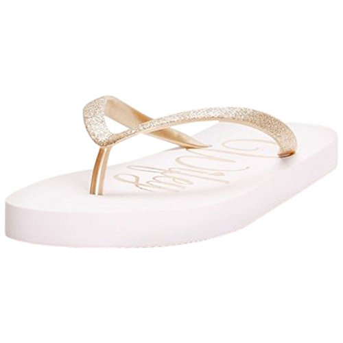 David's Bridal Wifey Glitter Flip Flops Style Wifey, for sale  Delivered anywhere in USA