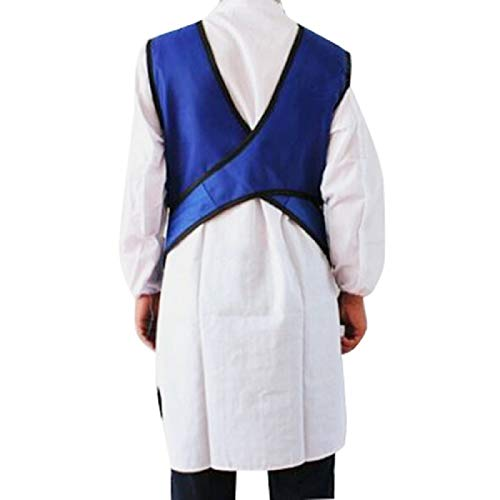 Lolicute Lead Apron,X-Ray Protection Apron 0.35mmPb and Lead Vest Cover Shield 35.4''23.6'' for X-Ray Radiation Front Protective by Lolicute (Image #1)