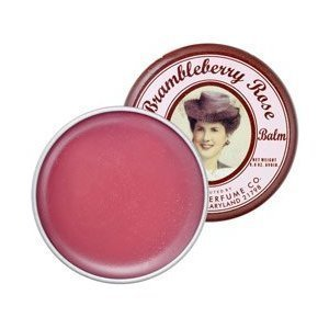 (3 Pack) Rosebud Brambleberry Rose Lip Balm Tin - Brambleberry Biosilk Color Therapy Intensive Masque  118ml/4oz