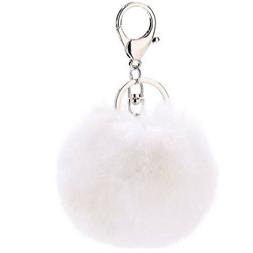 Keychain Keyring Cityelf Fluffy Accessories product image