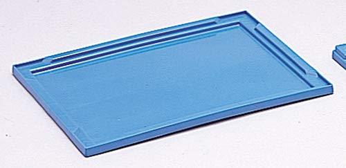 コクゴ オリコン 上フタ タイプ32 ブルー 1個