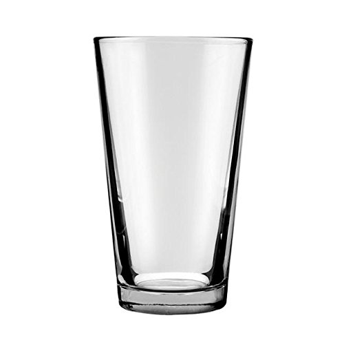 (Anchor Hocking 176FU Glass Barware 16 oz. Mixing Glass | Case of 2 Dozen )