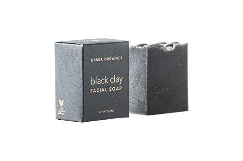 Osmia Organics Black Clay Facial