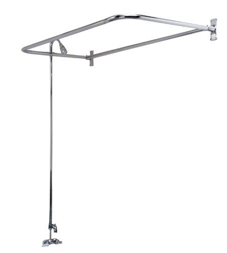 (Barclay 4191-54-CP Code Converto Unit Single Handle Sets (Shower)