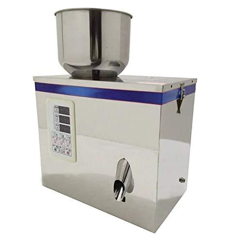 Powder Filling Machine,Pevor 1-100g Powder Particle Subpackage Machine Automatic Particle Filling Machine Filling Powder Filler Machine Digital Control