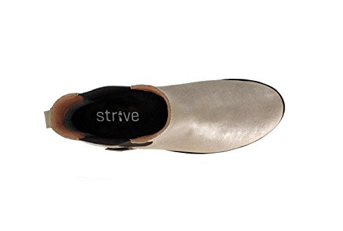 Strive Footwear Metallic Sand Boot Orthotic Chelsea Z7qHvTZ