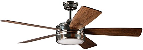 Craftmade 14`` Cage Wall Fan w/Adjustable Arm BW414SS3 w - Craftmade Exterior Lighting