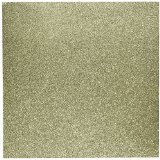 Gold Glitter Cardstock, Paper Supply Station 15 Identical Sheets 12