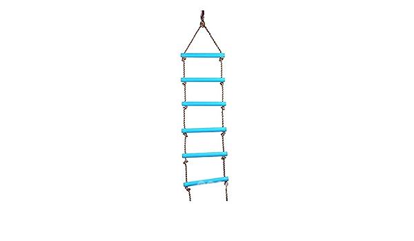 GYZ Escalera de escalada Escalera de madera para niños ...