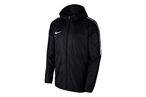 Nike Park 18 Rain Jacket Junior (Black, S)