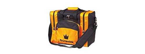 Cheap Brunswick Edge Single Tote Orange Orange/Black