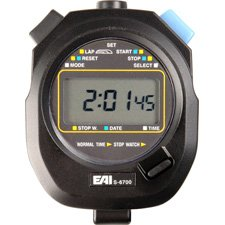 EAI S-6700S Silent Digital Stopwatch-by TecNec