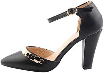 Madleen Dress Shoes for Women , Black , 820137BLK39
