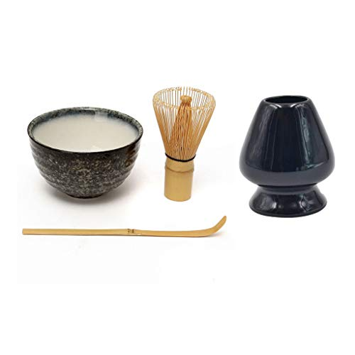 shangmu Tea Ceremony Handmade Matcha Starter Kit Fit for Traditional Japanese Tea Ceremony or Everyday Use