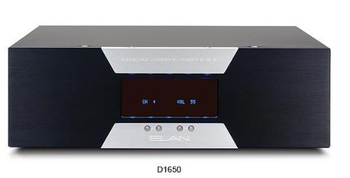 Elan Clip (D1650 Digital Power Amplifier)