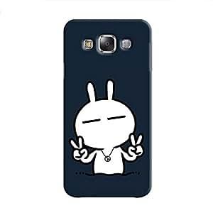 Cover It Up - Peace Tsuki Galaxy E7 Hard Case