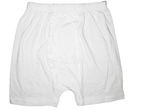 (treasure.of.egypt 100% Egyptian Cotton Short Mens Men Underwear Boxer Briefs White Clothing (XL) )