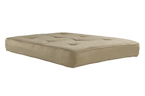 DHP 8-Inch Independently Encased Coil Futon Mattress