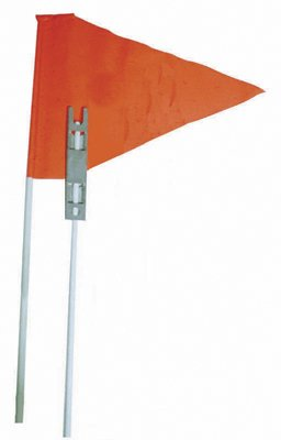 Safety Flags - One-piece 72