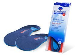 Powerstep Protech Support in Navy Blue - Size K, Men 14 to 14.5