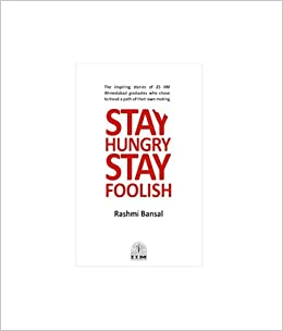Book Stay Hungry Stay Foolish
