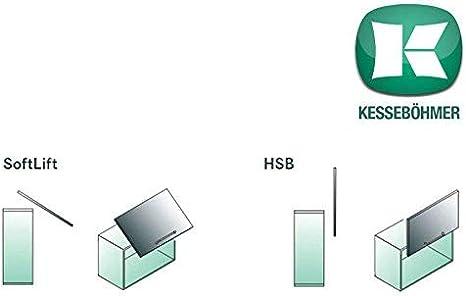 Kesseb/öhmer Gas Tension Lift Piston 200N Part 0013369006 Hydraulic Lift Support
