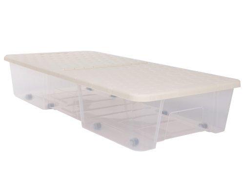 Unterbettbox Rollerbox Rattan 35