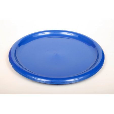 Mainstays Reusable Hard Plastic Plate set Blue 4 pc.  sc 1 st  Amazon.com & Amazon.com | Mainstays Reusable Hard Plastic Plate set Blue 4 pc ...