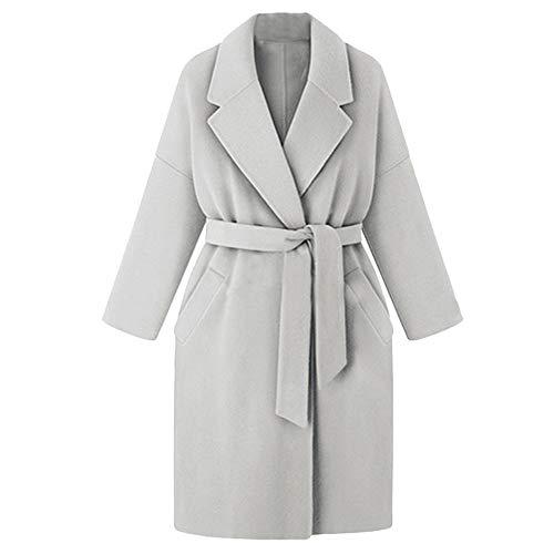 Mujeres Cálida Cremallera Invierno Lana Suéter Sudadera Modaworld De chaqueta Chaqueta Cálido Gris Mujer Algodón Abrigo Capucha pqw17OUn6