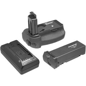 Olympus SHLD-2 Power Battery Holder Set (Includes HLD-2,BLL-01 & BCL-01) by Olympus