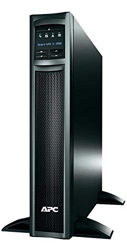 APC SMART UPS X 1500VA RACK/TOWER LCD 120V W/NETWORK CARD / SMX1500RM2UNC ()