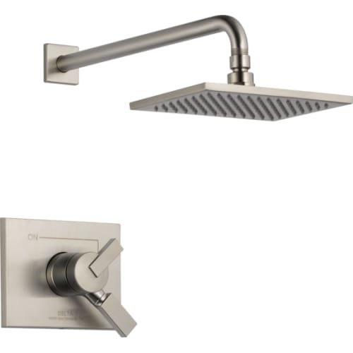 Delta Faucet T17253-SS-WE Vero Monitor 17 Series Shower Trim