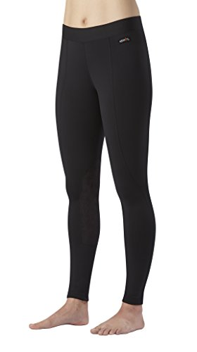 Kerrits Performance Tight Flow Rise Black Size: Extra Large