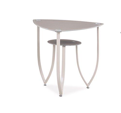 Global Furniture T601A-ET-BEIGE End Table, Beige