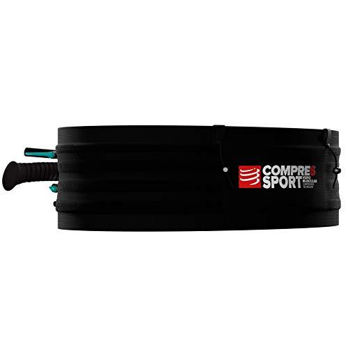 Compressport Free Belt Pro M/L loopriem, zwart