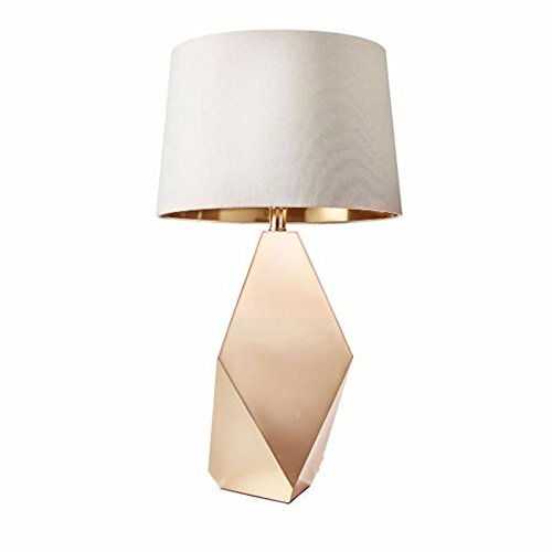 GTVERNHMinimalist art creative personality prismatic champagne oro rosa oro, stainless steel lamp