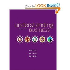 Understanding Business (Eighth Edition)