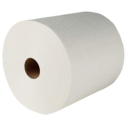 Scott 50606 Essential Plus Hard Roll Towels 8'' x 600 ft, 1 3/4'' Core dia, White (Case of 6 Rolls) by Scott (Image #3)