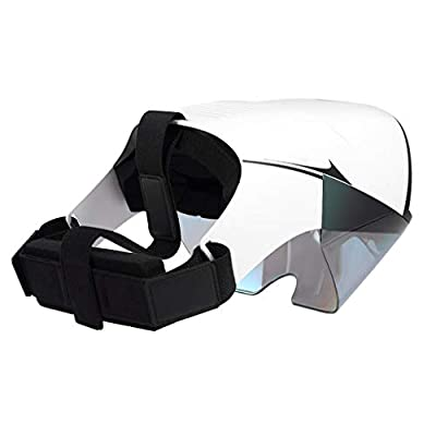 Baosity Augmented Reality Ar Glasses VR Holographic Projection Effect AR Digital Smart Glasses 3D Game Glasses Upgrade Version