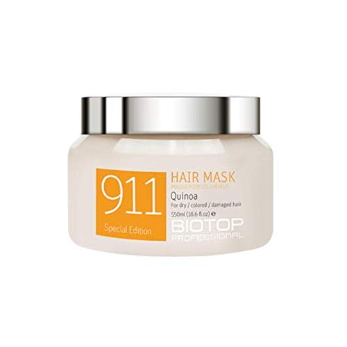 Biotop 911 Hair Mask Quinoa for dry/colored/damaged hair 18.6 oz