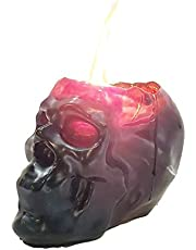 Reversing Skull Candle, Hoodoo, Voodoo, Wicca, Magic, Reversible, dispel Evil and Restore Positivity