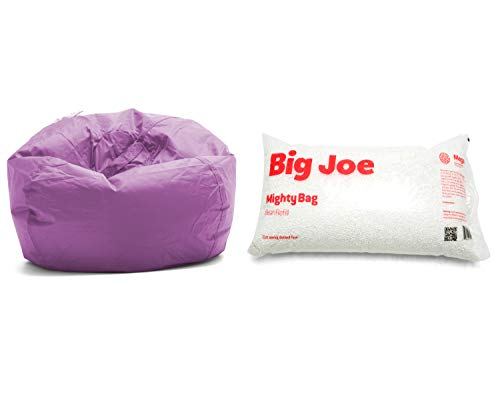 Amazon.com: Big Joe - Puf redondo de 98 pulgadas en radiante ...
