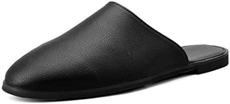 スリッパ メンズ 夏 履き心地抜群 通気 靴 滑リ止め ローカット かかとなし ドライビングシューズ ローファー 大きいサイズ 履きやすい カジュアルシューズ 軽量 ファッション 丸頭 スリッポン フラットシューズ