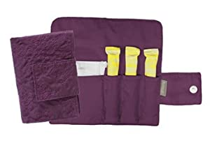 Wellspring Secret Pouch in Mulberry for Tampons and Pads