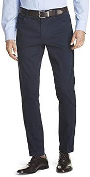 Van Heusen Mens Slim Fit Flex Super Soft Tech Pant Business Casual Pants